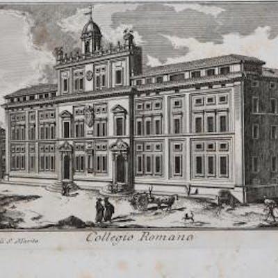 Collegio Romano Dominique MONTAGU Collegio Romano,Italia,Roma