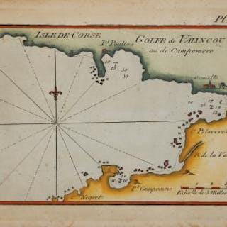 Isle de Corse - Golfe de Valincou au de Campomoro Joseph...