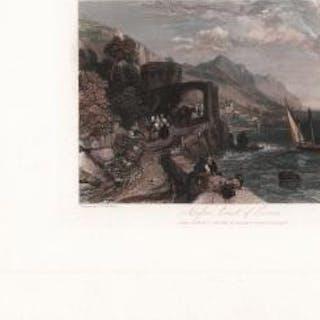 Alessio . Coast of Genoa Thomas ROSCOE Alassio,Italia,Liguria