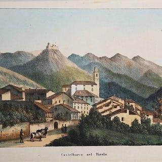 Castelbarco nel Tirolo Agostino Perini Castelbarco,Italia,Trentino Alto Adige
