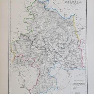 Circondario di Fuligno e di Perugia Francesco VALLARDI Italia,Perugia