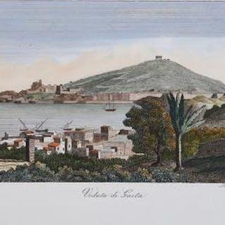 Veduta di Gaeta Giovanni Imperato Gaeta,Italia,Lazio