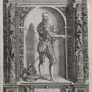 Cosmus Medices Florentiae Dux Domenico CUSTOS GERMAN...