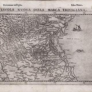 Tavola Nuova della Marca Trivigiana Giuseppe ROSACCIO Italia,Treviso,Veneto