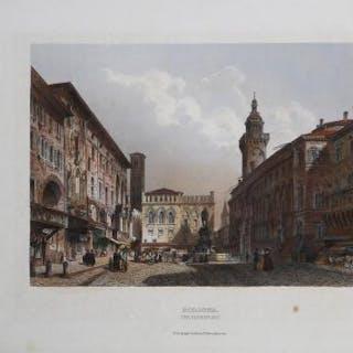 Bologna Herman Julius Meyer Bologna,Emilia Romagna,Italia