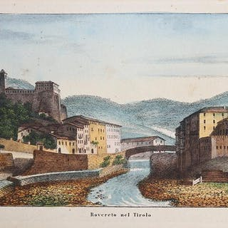 Rovereto nel Tirolo Agostino Perini Italia,Rovereto,Trentino Alto Adige
