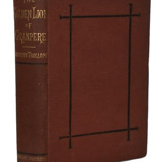 The golden lion of granpere TROLLOPE, Anthony