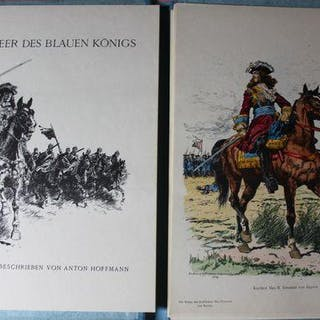 Das Heer des Blauen Königs - Die Soldaten des Kurfürsten Max II