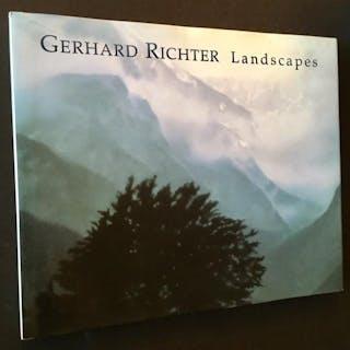 Gerhard Richter: Landscapes Dietmar Elger, Ed Art
