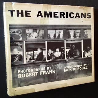 The Americans (In Dustjacket) Robert Frank Photography