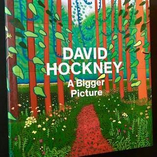 David Hockney: A Bigger Picture   Art