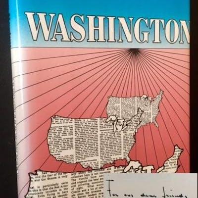 Washington (Signed Association Copy) James Reston Politics
