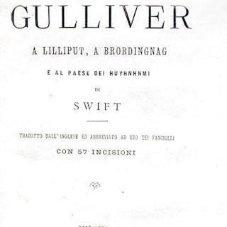 I viaggi di Gulliver a Lilliput