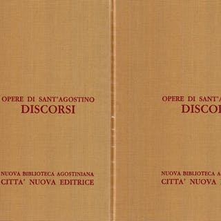Opera Omnia di Sant'Agostino XXX/1 XXX/2 Discorsi 2 / 1-2...