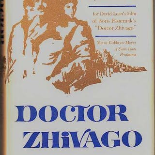 Doctor Zhivago: The Screenplay Bolt, Robert Film, Radio & Television