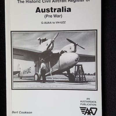 The Historic Civil Aircraft Register of Australia (...