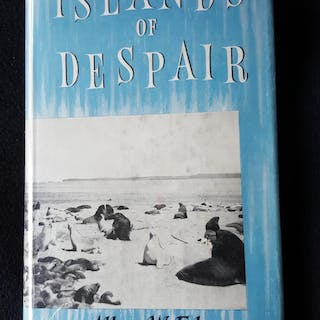 Islands of despair : being an account of a survey...