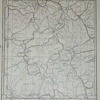Yellowstone National Park C.S. Hammond