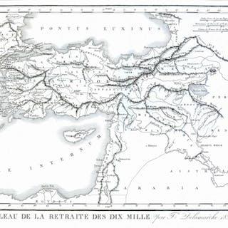 Tableau De La Retraite Des Dix Mille (Turkey)