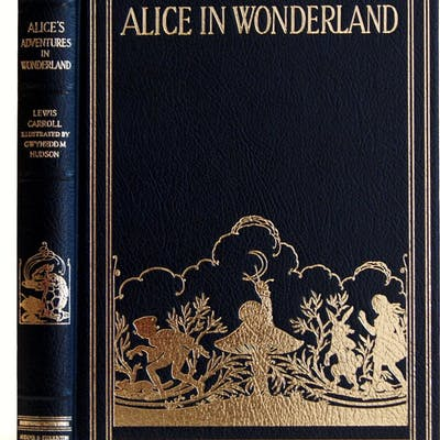 Alice's Adventures in Wonderland Carroll, Lewis Rare Children's Books