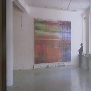 GERHARD RICHTER - 3 VOL. CATALOGUE RAISONNE Richter, Gerhard