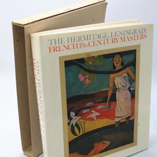 The Hermitage Leningrad: French 19Th Century Masters. Izergina, A. N.