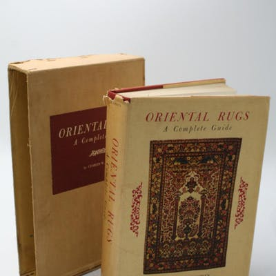 Oriental Rugs: A Complete Guide. Jacobsen, Charles W.