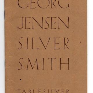 Georg Jensen's Tablesilver JENSEN, Georg Trade Catalogues