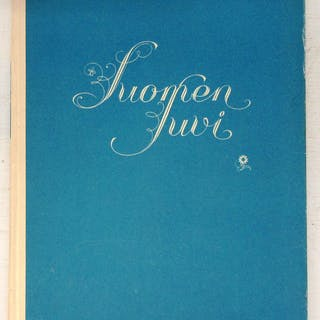Suomen suvi; runoja ja valokuvia keva ästä syksyyn Various Poetry