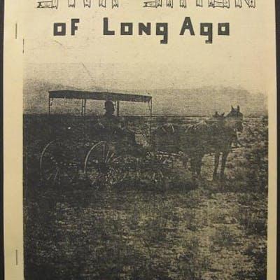 San Simon of Long Ago: A Pictorial History of the San...