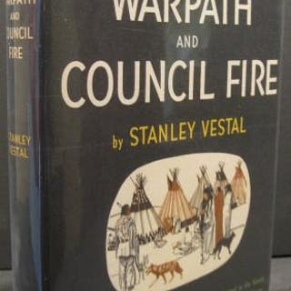 Warpath and Council Fire: The Plains Indians' Struggle...