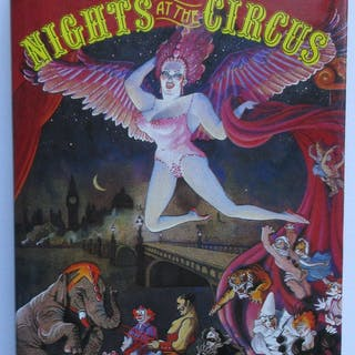 Nights At The Circus CARTER, Angela Modern Firsts
