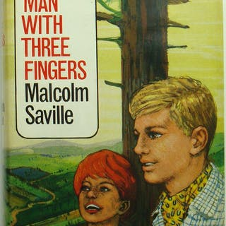 Man with Three Fingers SAVILLE, Malcolm Children's