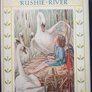 Lord of the Rushie River BARKER, Cecily Mary Children's,Illustrated