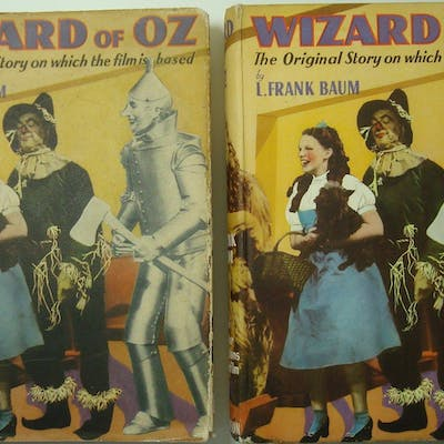 The Wizard of Oz - The Original Story on which the film is based BAUM