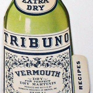Tribuno Vermouth [Cocktail Recipes] TRIBUNO