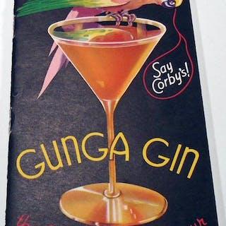 Gunga Gin, The Cocktail Connoisseur THOM