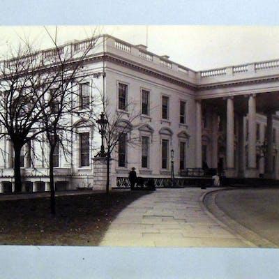 Original Photographs of White House