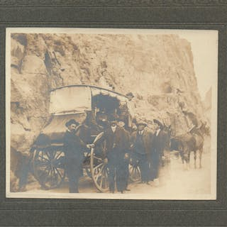 Stagecoach Photograph