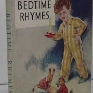 THE LADYBIRD BOOK OF BEDTIME RHYMES Geoffrey Lapage