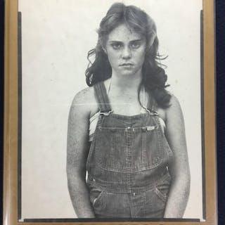 RICHARD AVEDON Visages de l'Ouest 1986 Photobook RICHARD...