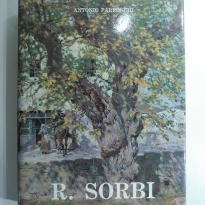R. Sorbi [Raffaello Sorbi] Antonio Parronchi simple,storia dell'arte
