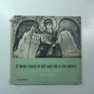 IV mostra italiana di arte sacra per la casa cristiana