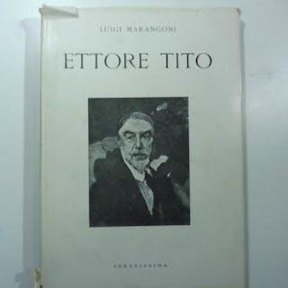 Ettore Tito Luigi Marangoni pittura italiana dell'ottocento,simple