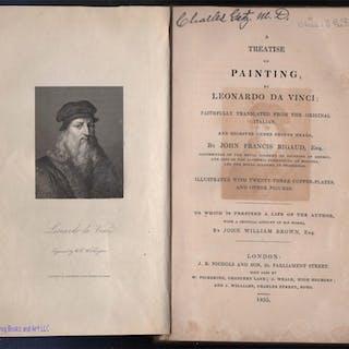 Treatise on Painting By Leonardo Da Vinci Faithfully...