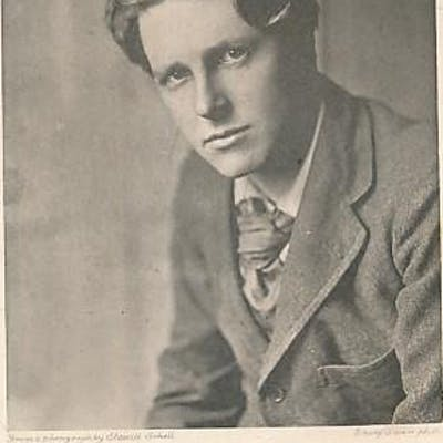 The Collected Poems Of Rupert Brooke With A Memoir Brooke