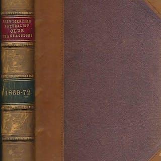 Proceedings of the Berwickshire Naturalists Club