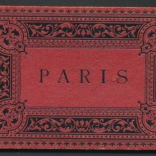Leporello-Album Paris