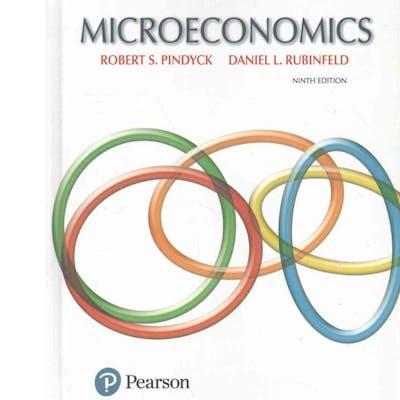 Microeconomics (9th Edition) (Pearson Series in...