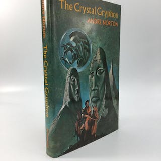 THE CRYSTAL GRYPHON Norton, Andre Science Fiction